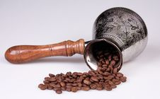 Free Coffee Grains, Stock Photography - 16530202