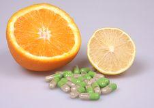 Free Vitamin Stock Image - 16530231