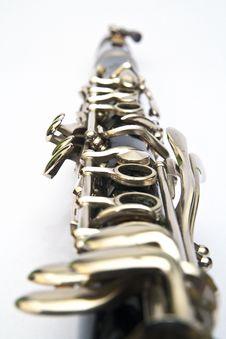 Free Clarinet Stock Image - 16530271