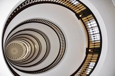 Free Spiral Staircase Stock Photography - 16530322