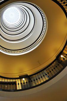Free Spiral Staircase Stock Photos - 16530443
