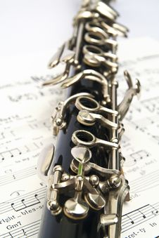 Free Clarinet Stock Images - 16530454