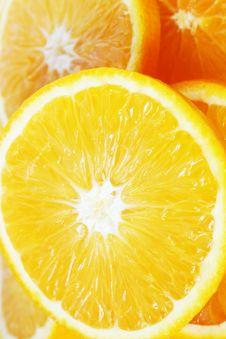 Free Orange Slices Stock Image - 16532131