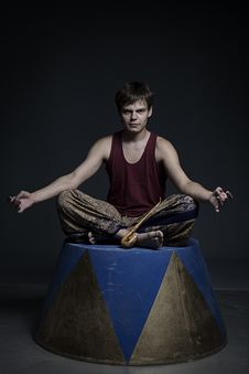 Free Circus Actor Stock Photography - 16532352