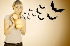 Free Halloween Stock Images - 16534254