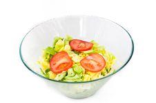 Free Bowl Of Salad Royalty Free Stock Photos - 16534578