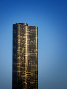 Free Big Tower In Chicago Stock Photo - 16536120
