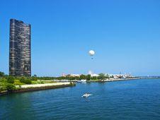 Free Chicago Harbor Stock Photography - 16536232