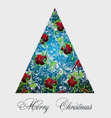 Free Christmas Tree Stock Photography - 16537352