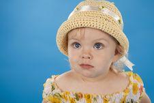 Free Small Lovely Girl. Stock Photos - 16538223