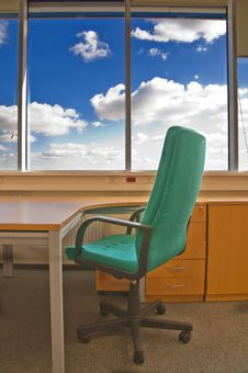 Free Chair In Office Stock Images - 16538644