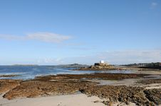 Free Fort Grey, Guernsey Stock Images - 16539124
