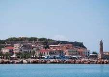 Free Harbor In Rethymnon Royalty Free Stock Photo - 16539405