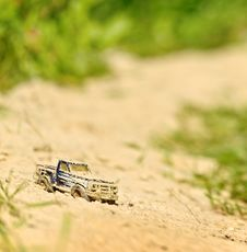 Free Offroading. Stock Photography - 16539812