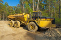Free Earth Moving Truck Royalty Free Stock Photo - 16541805