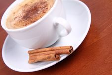 Free Cup Of Coffee Stock Photography - 16540282