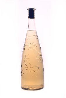 Free Wine Bottle Stock Photography - 16540432