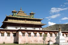 Free Scenery In Tibet Stock Photography - 16542082