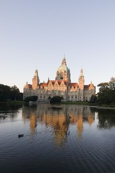 Free Hannover Royalty Free Stock Images - 16542669