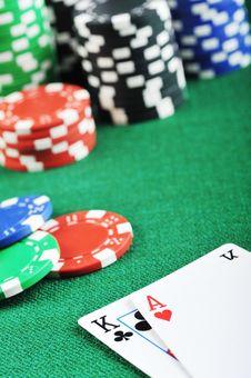 Free Card Play Stock Photo - 16543820