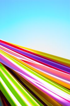 Free Color Stripes Stock Photos - 16544653