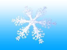 Free Snowflake Stock Photo - 16544860