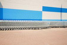 Free Shopping Carts Stock Photo - 16545640