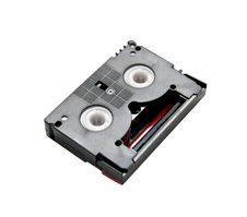 Free Mini DV Cassette Royalty Free Stock Photo - 16546365
