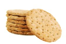 Free Slices Of Crispbread. Royalty Free Stock Photography - 16547337