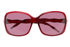 Free Sunglasses Isolated Stock Photography - 16547392