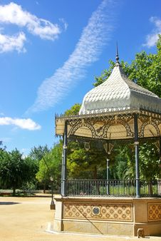 Free Portuguese Bandstand. Stock Photography - 16547502