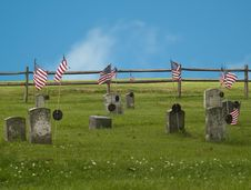 Free Soldier Cemetary Royalty Free Stock Image - 16547946