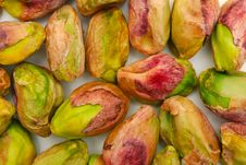 Free Background Of Peeled Pistachio Nuts Stock Images - 16548654