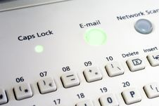 Free Keypad Stock Photo - 16549030