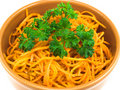 Free Salad From Carrot Stock Images - 16555964