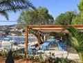 Free Outdoor Beach Restaurant Royalty Free Stock Photos - 16556488