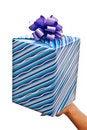 Free Blue Present Stock Photos - 16557543