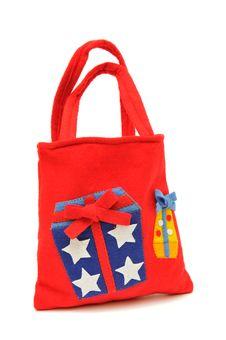 Free Gift Bag Stock Photography - 16550082