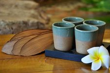 Free Set Of Aroma In Spa Stock Photography - 16552172