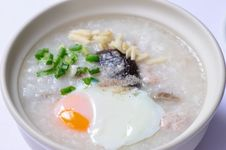 Free Congee, The Traditional Chinese Breakfast Stock Photography - 16552622