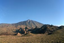Free Mountain On Canary Islands Royalty Free Stock Images - 16553169