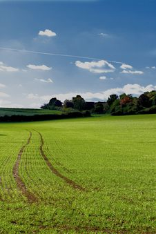 Free English Countryside Stock Image - 16553681