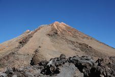 Free El Teide Royalty Free Stock Photo - 16553715