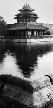 Free The Corner Palace Of Forbidden City Royalty Free Stock Photo - 16553775