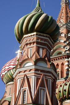 Saint Basil S Cathedral Stock Photo