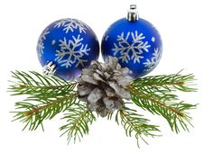 Free Christmas Decorations Royalty Free Stock Photos - 16554158