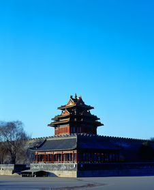 Free The Corner Palace Of Forbidden City Royalty Free Stock Images - 16554359