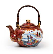Free Teapot Royalty Free Stock Image - 16557406