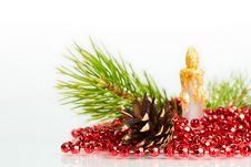 Free Christmas Ornament Royalty Free Stock Photography - 16558337