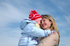 Free Mother And The Child Stock Photo - 16558590